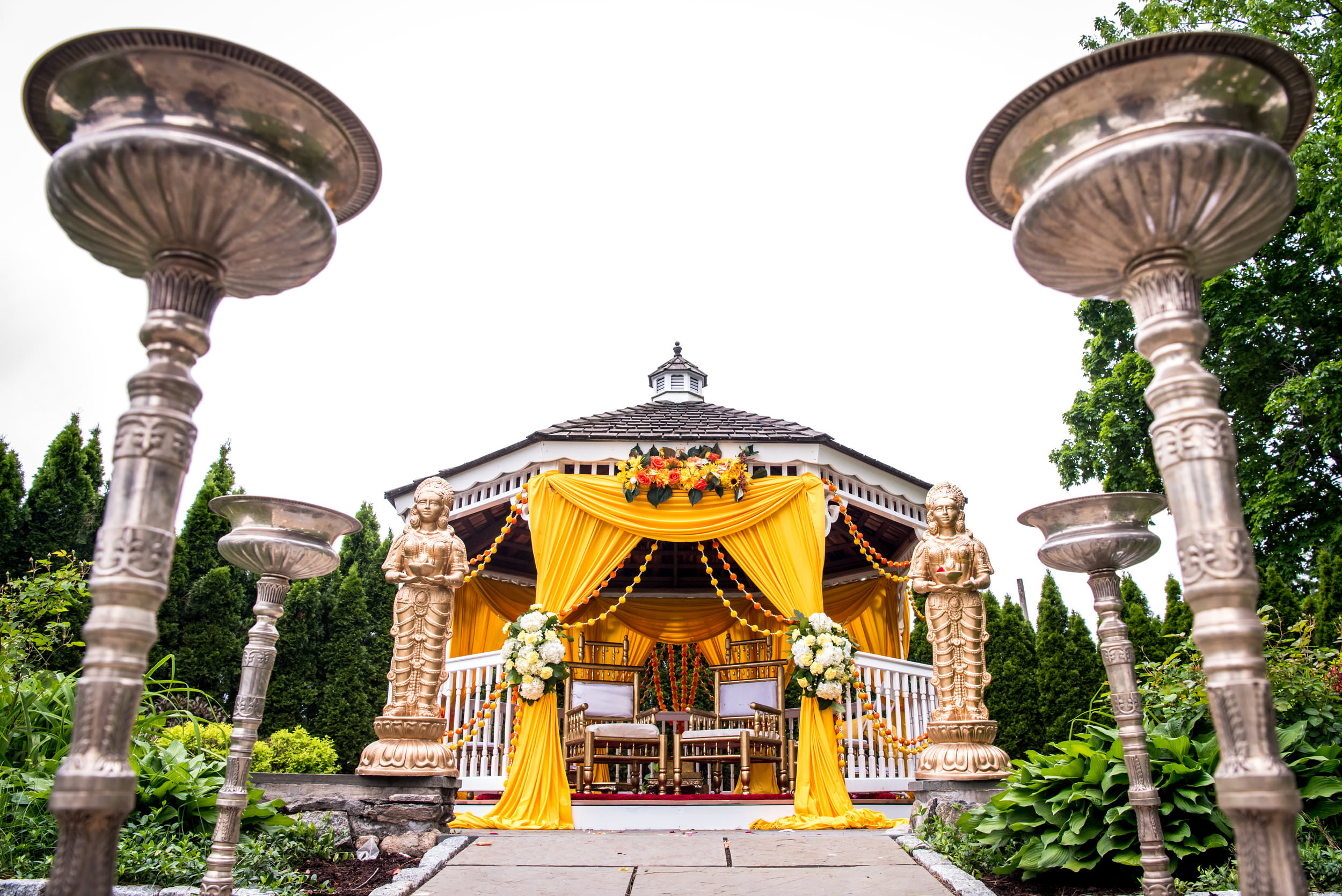 indian wedding photography ceremony venue